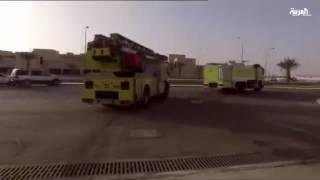 السعودية.. 3 آلاف مكالمة للدفاع المدني يوميا