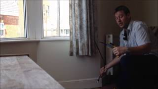 endoscope, borescope underfloor video capture domestic surveys, building survey