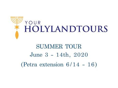 Israel Tours | Holy Land Tours 2019, 2020, 2021 | Immanuel Tours