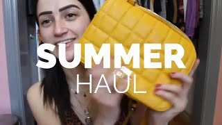 SUMMER CLOTHES COLLECTIVE HAUL