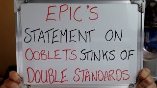 Epicand39s Statement On Ooblets Stinks Of Double Standards