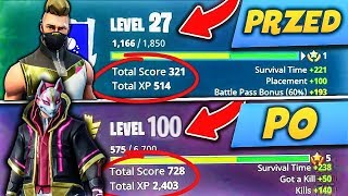 HOW TO QUICKLY KNOCK THE LEVEL AND SKINS SEASON 5 IN FORTNITE!!!