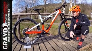 Specialized Enduro Pro Carbon 2017 | Mein neues Bike | Hometrail [ENGLISH SUB]