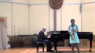 Д.Шостакович – «Бурлеска» из Концерта для скрипки ля-минор