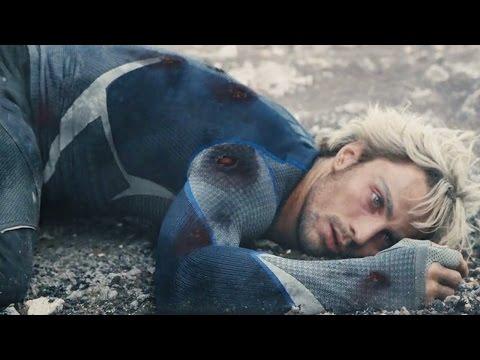 Avenger : AOU (Pietro's Death Scene) Full HD CLIP