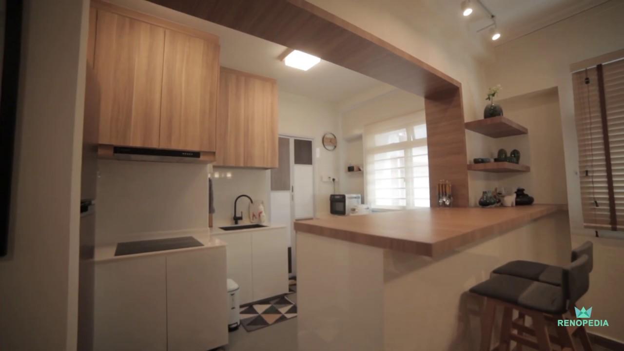 Interior Design Singapore Muji Home By Casa Interior Design Pte Ltd Youtube