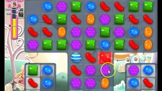 Candy Crush Saga Level 346 Basic strategy No Boosters