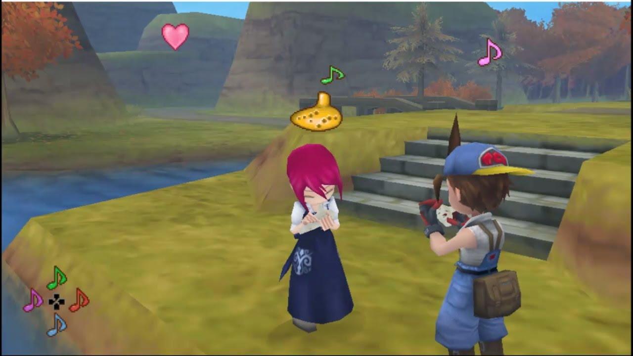 Cara download harvest moon hero of leaf valley bahasa