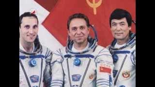 Космонавт Токтар Аубакиров
