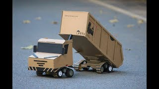 How To Make a Chain Belt Truck