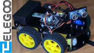 Elegoo Smart V3 Robot Car Kit   Unbox, assembly & testing