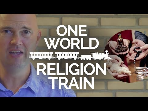 Warning To Churches 2018 -   Don't Jump On The Catholic, Protestant And One World Religion Train.