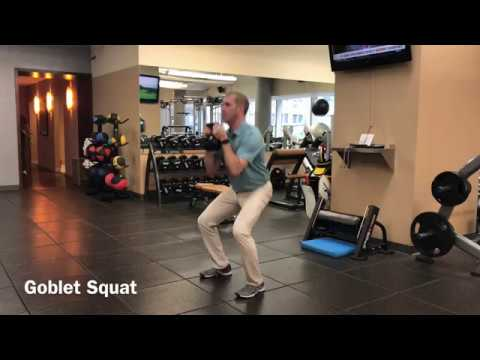 Lower Body Exercises for Golfers to Help Improve Balance