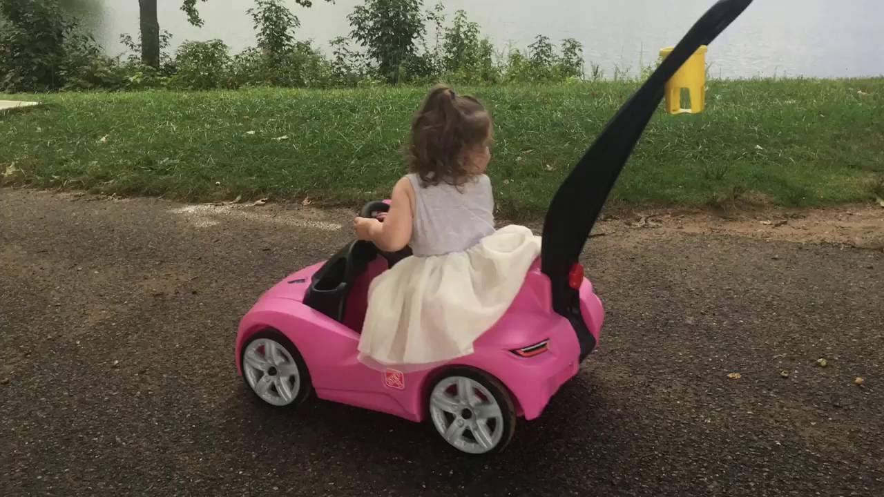 b9d977aaf8e Whisper Ride Cruiser™ - Pink Review - YouTube