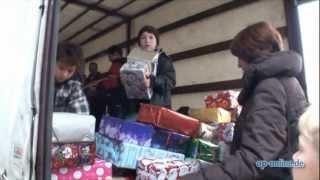 Geschenk-Aktion für Waisenkinder