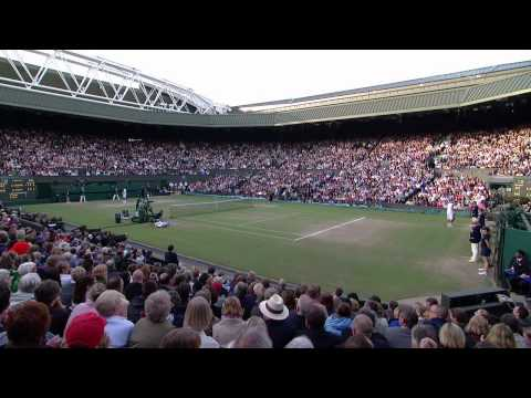 Tennis - Wimbledon 2008 Final - Federer vs Nadal - Set 04 - Tiebreak --- 720p