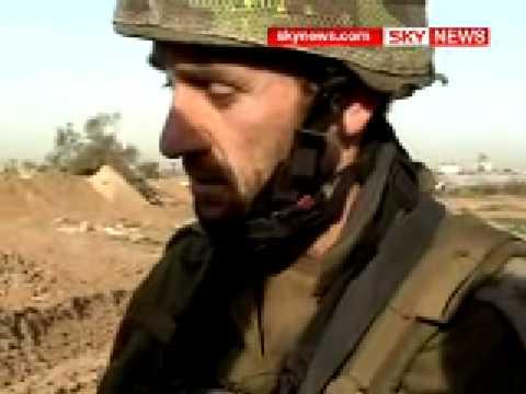Inside Gaza With Israeli Army