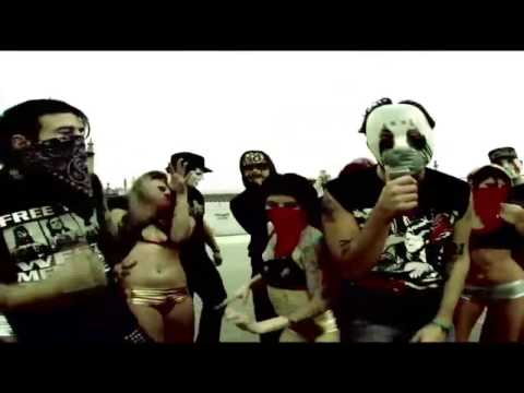 Hollywood Undead - No. 5 (Official Music Video) *Uncensored*