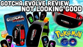 Gotcha Evolve auto catch device review for Pokemon GO | success or bust?