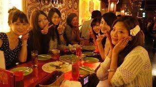 Японские групповые свидания. Гоукон.