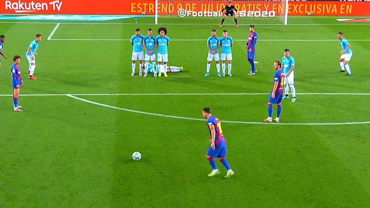 Lionel Messi is a MAESTRO !