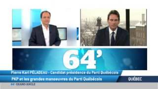 Québec: PKP et les grandes manoeuvres du Parti Québécois