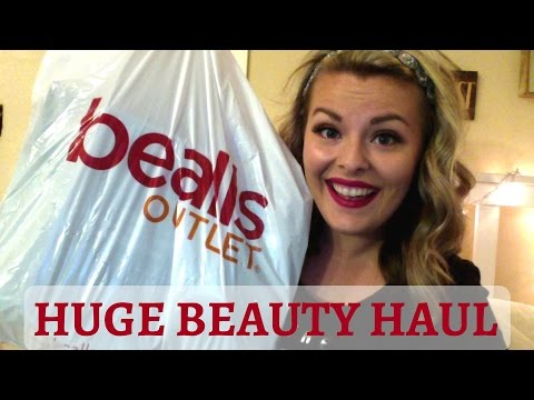 HUGE BEAUTY HAUL - TJMAXX & BEALLS OUTLET