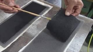 Improving a Foamed Design - Upholstery Tips