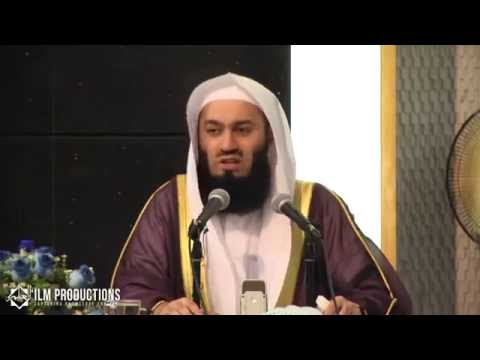 Skying funny by mufti menk