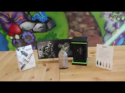 Ghost MV1 Vape – What's comes inside the box?