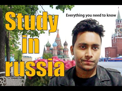 Study in russia | everything you need to know  | Durjay Sarkar