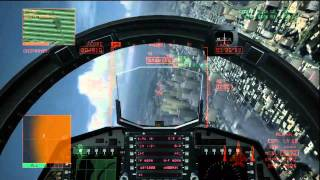 Ace Combat 6 - Green and White: Dogfight