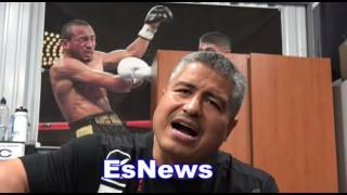 Ralph Wiggum Of Mexico On Mayweather vs McGrgeor Going For Conor  EsNews Boxing