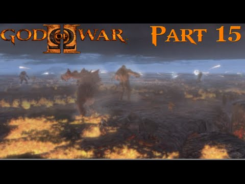 Let's Play God of War II - Titan - Part 15: The Great Chasm  