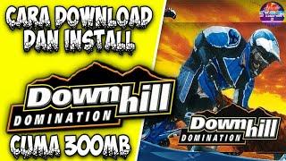 cara download downhill domination di android