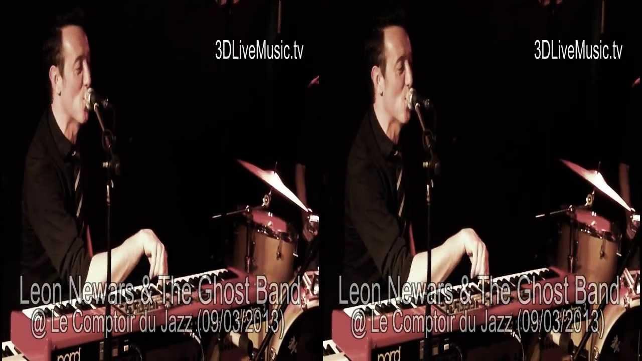 Leon newars the ghost band le comptoir du jazz bordeaux 09 03 2013 youtube - Comptoir du jazz bordeaux ...