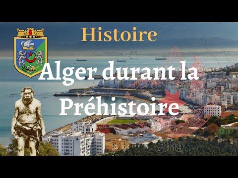 Alger durant la Préhistoire