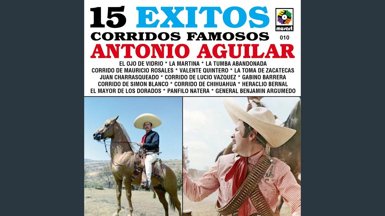 LETRA GABINO BARRERA - Antonio Aguilar | Musica.com