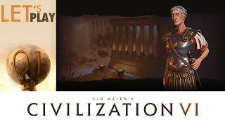 [FR] Civilization VI multijoueur - Rome Ep. 1