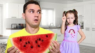 Where is my Watermelon!? Johny Johny story by Ulya
