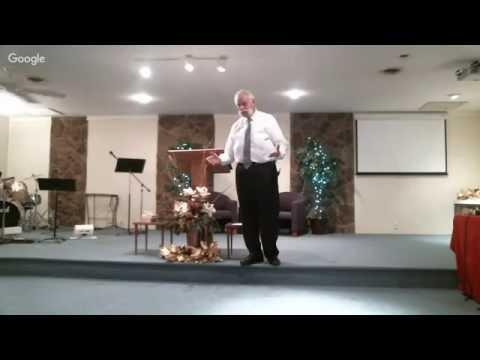 Sunday AM October 15, 2016 Pastor Larry Wesforth