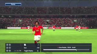 The goal that never was PES 2015
