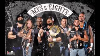 TNA Aces And Eights Theme song 2013 Arena Effects)