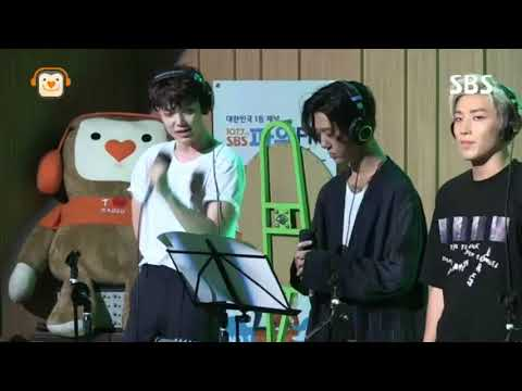 170907 CULTWO RADIO SHOW B.A.P - HONEYMOON