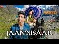 Kedarnath Jaan Nisaar Arijit Singh Sushant Rajput Sara Ali Khan Abhishek K Amit T Amitabh B