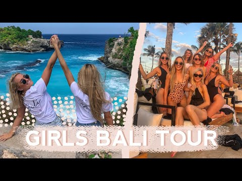 Dream Girls Trip to Bali II 5 night travel vlog