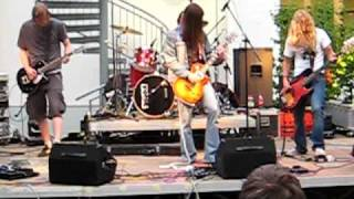 SAMSARA BLUES EXPERIMENT - BACK TO LIFE - LIVE @ ARCHE OPEN AIR II