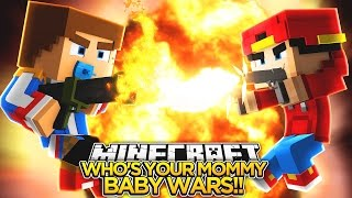 WHO'S YOUR MOMMY w/ LITTLE ROPO!!! - Minecraft - Little Donny Adventures.