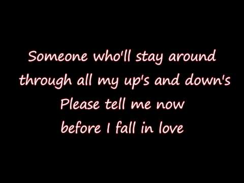 Coco Lee - Before I Fall In Love (lyrics)