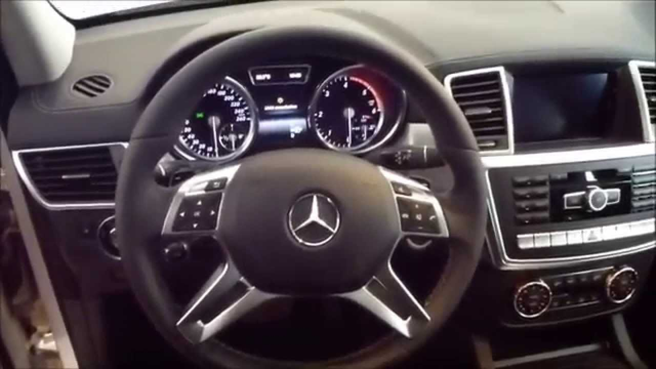 2014 Mercedes Benz G Class >> 2015 Mercedes GL 350 BlueTec Exterior & Interior 3.0 V6 ...